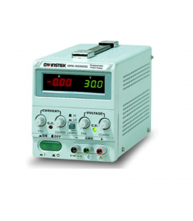 GW Instek GPS-Series Linear D.C. Power Supply