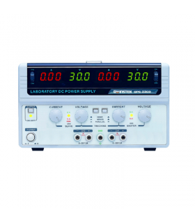 GW Instek GPS-x303 Series Multiple Output Linear D.C. Power Supply