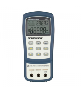 BK Precision Dual Display Handheld Capacitance Meters Model 890C
