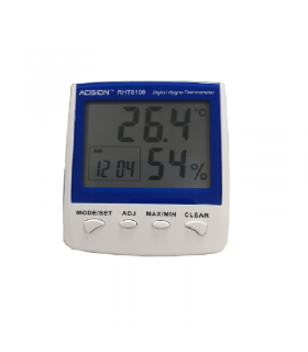 Acision RHT6100 Humidity & Temperature meter