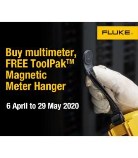 Complimentary Fluke Magnetic Meter Hanger