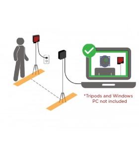 Seek Scan temperature screening