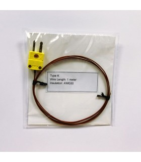 Type K Thermocouple Wire probe (1 meter)