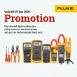 Fluke Promotion: Free insulated hand tools for selected DMM and EPROD products