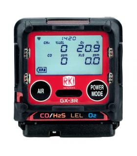 RKI GX-3R Personal Gas Detector