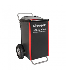 Megger STX40 Portable cable fault locating system