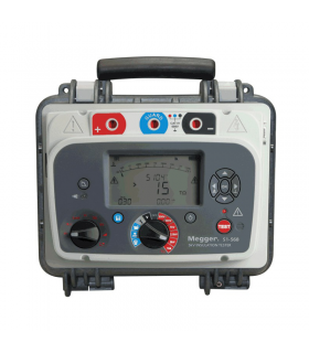 Megger S1 Series 5 KV High Performance Diagnostic Insulation Tester