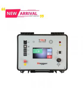 Megger TTRU3 True 3 Phase Transformer Turns Ratiometer