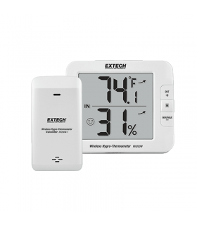 Extech RH200W Multi-Channel Wireless Hygro-Thermometer