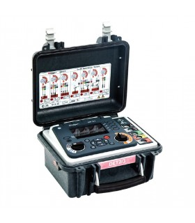 Megger DET2/3 automatic earth (ground) tester