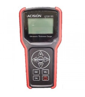 Acision Ultrasonic Thickness Gauge UTG8100