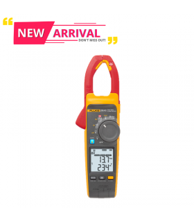 Fluke 377 FC, 378 FC Non-Contact Voltage True-rms AC/DC Clamp Meters with iFlex