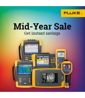 Fluke High-Touch Promotion I Mid-Year Sales!