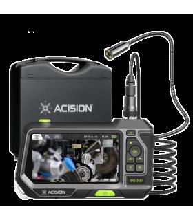 Acision IBS500  8mm Dual Lens, 5 meter Borescope