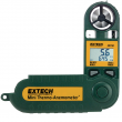 Extech 45158 Mini Thermo-Anemometer with Humidity