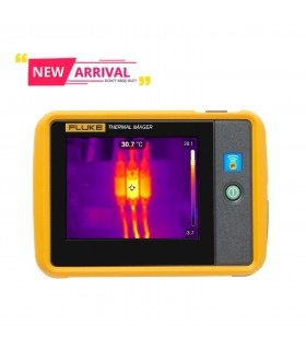 Fluke PTi120 400C Compact Pocket Thermal Camera