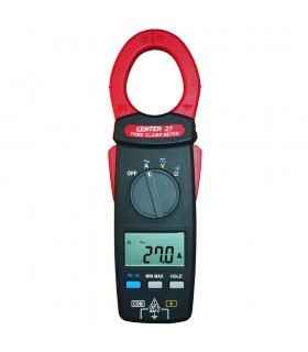 CENTER 27 TRMS AC Clamp Meter (AC1000A, Slim & Lightweight Size)