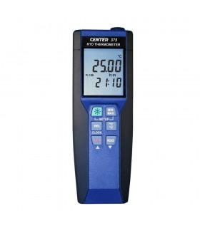 CENTER 375 Precision RTD Thermometer