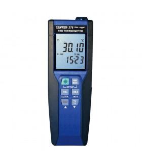 CENTER 376 Datalogger Precision RTD Thermometer (0.01°C)