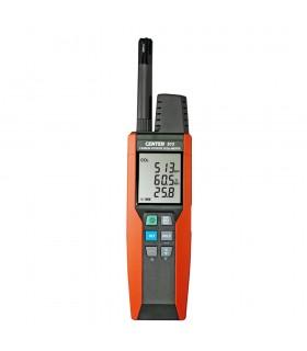 CENTER 513+RP33 Datalogger Carbon Dioxide (CO2) Meter (NDIR) w/RP33 probe