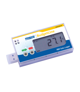 MSR83 Temperature Data Logger with Display