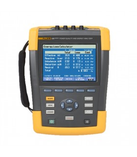 Fluke 434-II and 435-II Power Quality and Energy Analyzers
