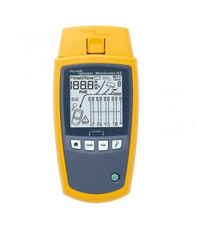 Fluke Networks MS-POE Microscanner POE Cable Verifier Series