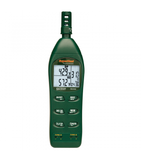 Extech RH350 Dual Input Hygro-Thermometer Psychrometer