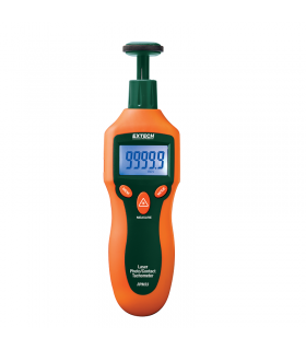 Extech RPM33 Combination Contact/Laser Photo Tachometer