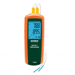 Extech TM300 Type K/J Dual Input Thermometer