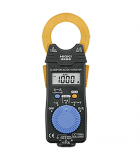 Hioki 3288 Digital Clampmeter On AC/DC HiTESTER