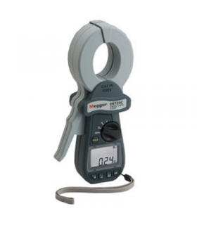 Megger DET24C Earth Clamp meter