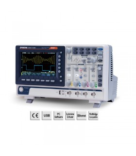 GW Instek GDS-1000B Series Digital Storage Oscilloscopes