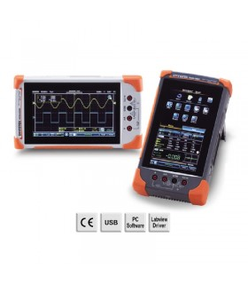 GW Instek GDS300/GDS-200 Series Digital Storage Oscilloscopes