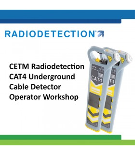 CETM Underground Cable Detector Workshop
