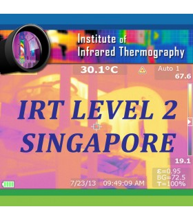 IRT SINGAPORE – LEVEL 2 Thermography Course 2020