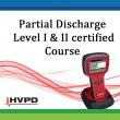 HVPD Partial Discharge Level 1 & Level 2 Course