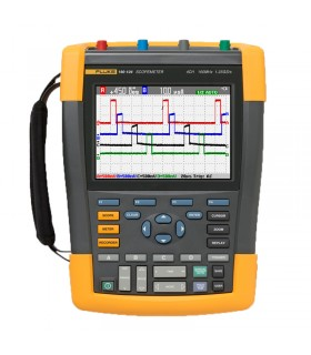 Fluke 190-204 200MHz 4 Channel ScopeMeter Test Tool