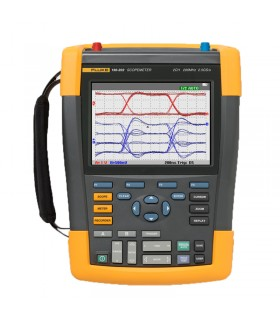 Fluke 190-502/S 500MHz 2 Channel ScopeMeter® Test Tool
