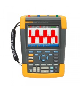 Fluke MDA-510 and MDA-550 Motor Drive Analyzers