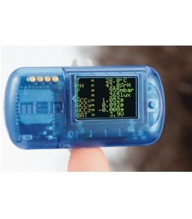 MSR145W2D WiFi Wireless Data Logger