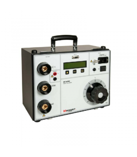 Megger MOM690A Micro-Ohmmeter With On-Board Test Control