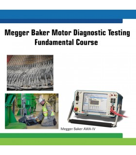 Megger Baker Motor Diagnostic Testing Fundamental Course