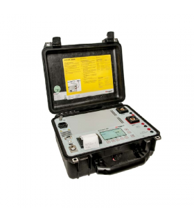 Megger MJÖLNER200 200 A Micro-Ohmmeter With Dualground Safety