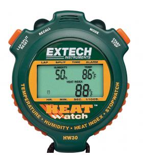 Extech HW30 HeatWatch™ Humidity/Temperature Stopwatch