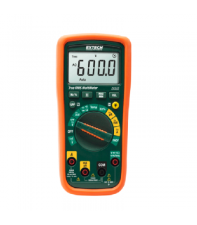 Extech EX355: 12 Function True RMS Multimeter + NCV