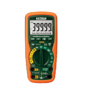 Extech EX530: 11 Function Heavy Duty True RMS Industrial MultiMeter