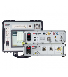 Megger IDAX300 and IDAX350 Insulation Diagnostic Analyser