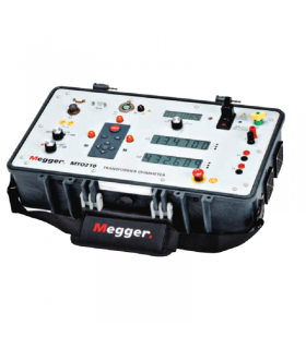 Megger MTO210 Transformer Ohmmeter