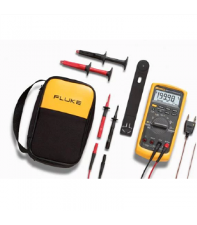 Fluke 87V/E2 Industrial Multimeter Service Combo Kit